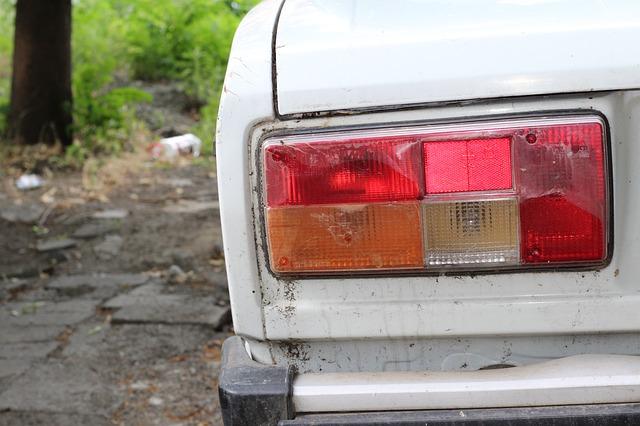 Ακινησίες Αυτοκινήτων λόγω τεκμηρίου, παλαιότητος ή βλάβης